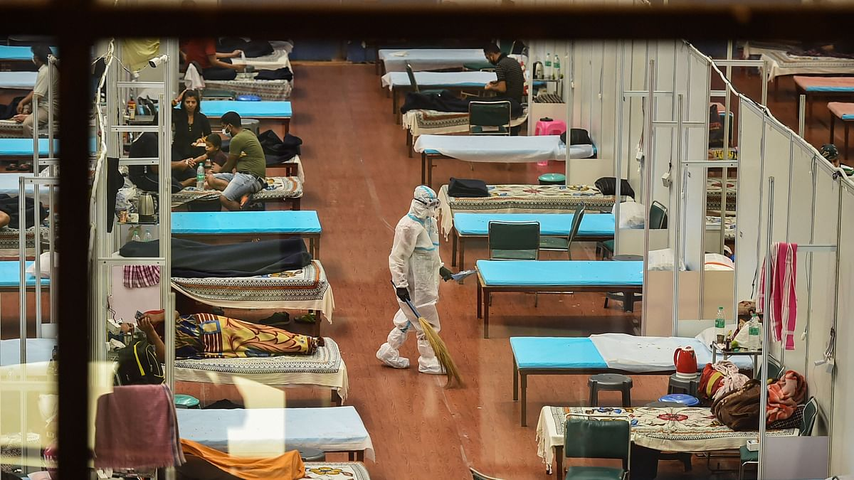 40,715 New COVID Cases in India, Death Toll Rises by 199 to 1.60 L