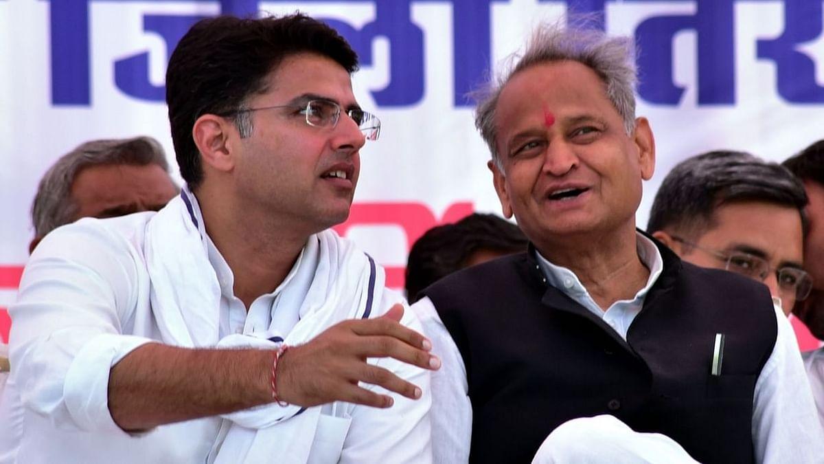 'Haven't Spoken for 18 Months': CM Ashok Gehlot on Sachin Pilot