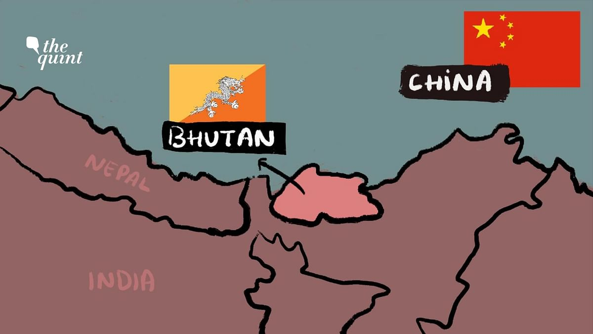 China Stakes Claim to Land in Bhutan, Calls it Disputed Territory