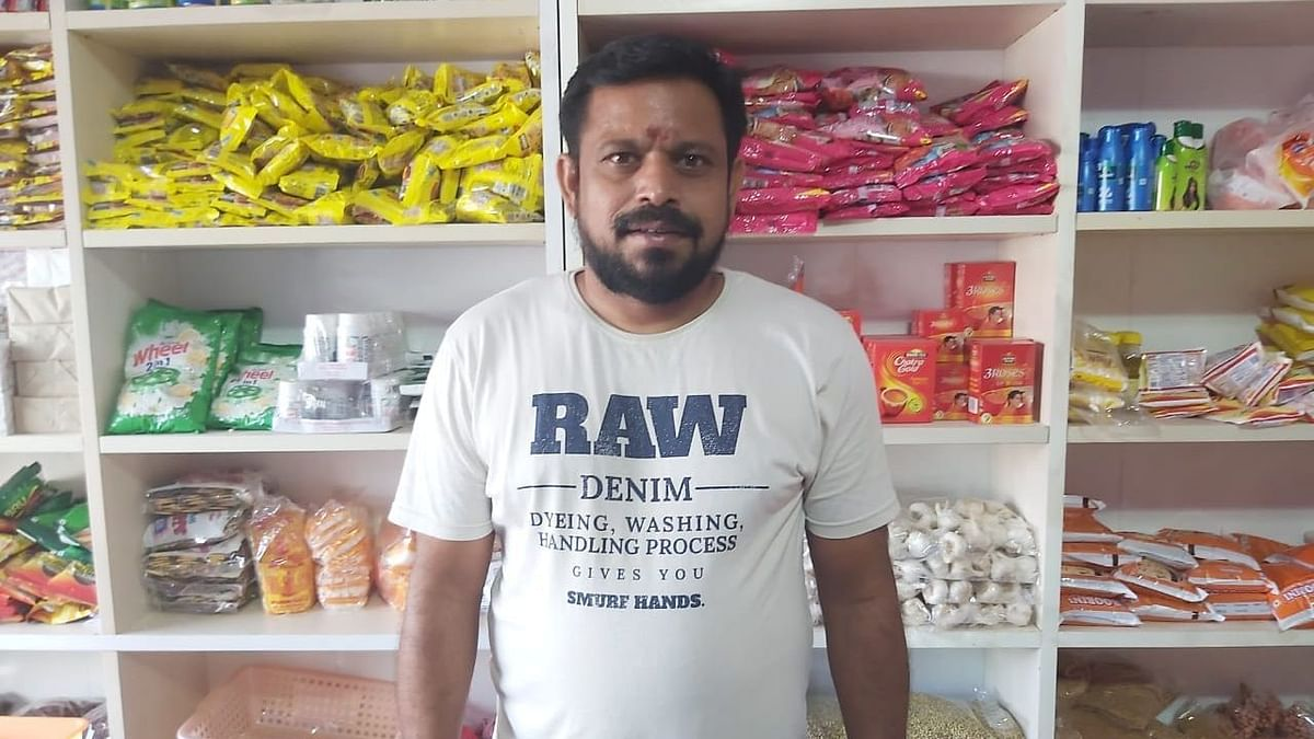 With film shooting completely halted due to the lockdown, a Chennai-based director Anand had opened a provision store to earn for his family during the coronavirus pandemic.