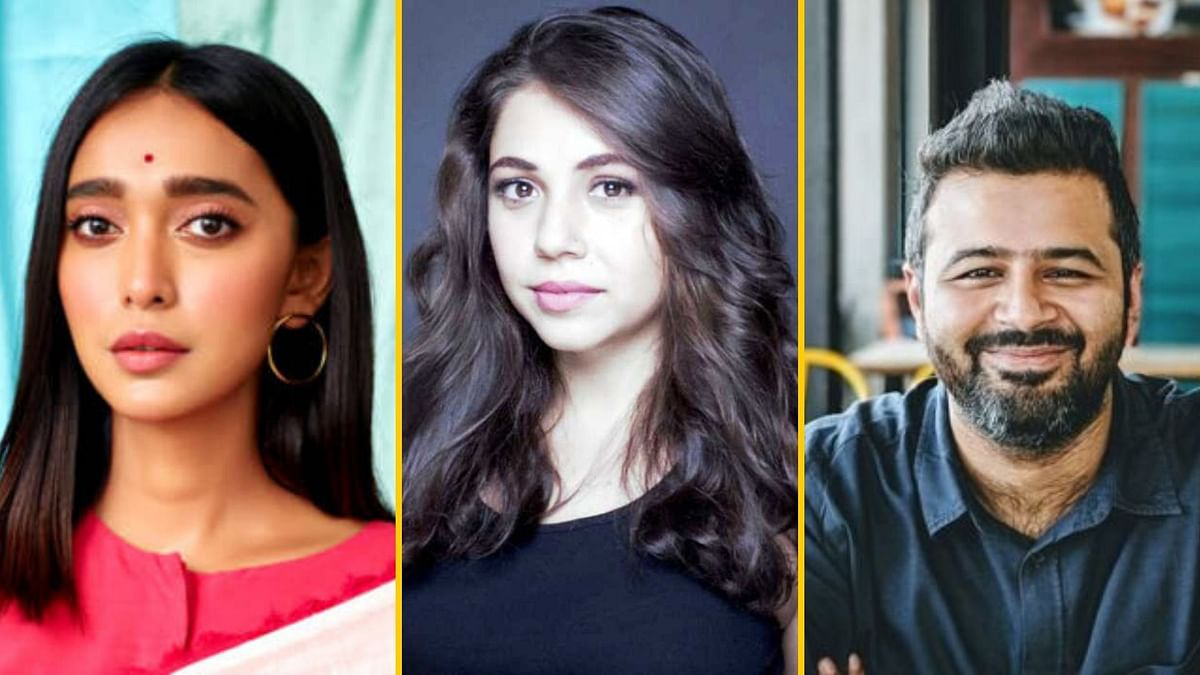 Sayani, Maanvi & Nikhil Campaign to Stop Online Abuse of Women