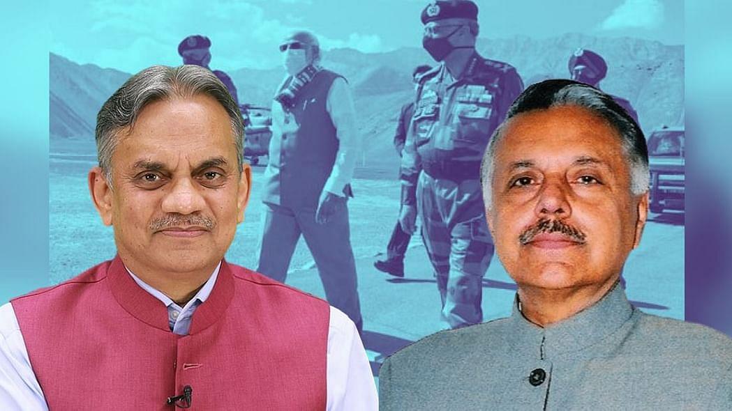 'PM's Surprise Visit to Leh a Morale-Booster': Lt Gen Kamal Davar
