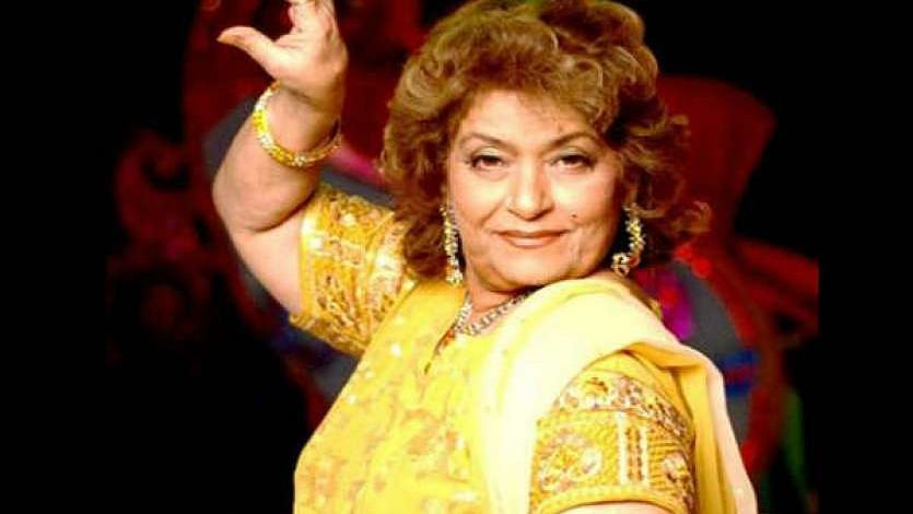 Remembering Saroj Khan Through Her Inspiring Journey