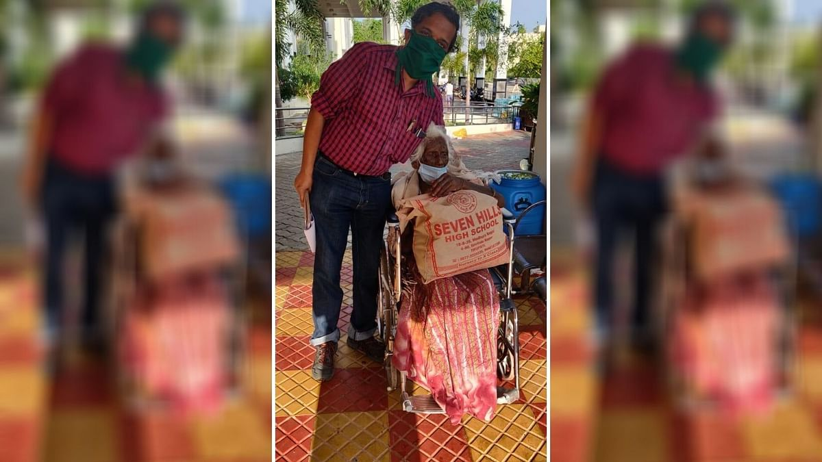 101-Year-Old Woman Wins Battle Against Coronavirus in Tirupati