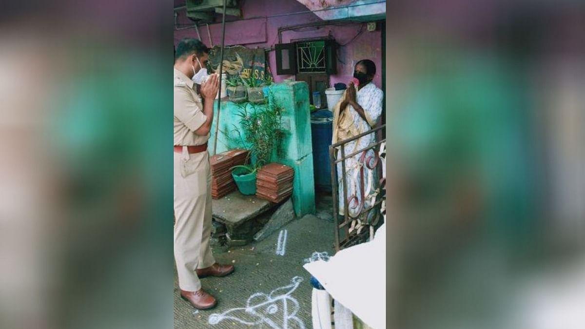 IPS officer Hari Kiran helps Radha amma get her job back.