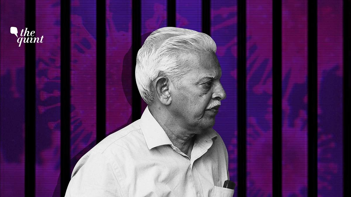 Varavara Rao, 80, is a co-accused in the Bhima Koregaon case. He was admitted to Nanavati Hospital after testing positive for COVID-19.