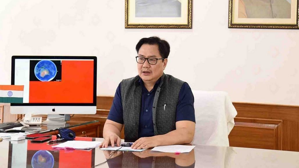 Hopeful India Will Have Sporting Events From Sept or Oct: Rijiju