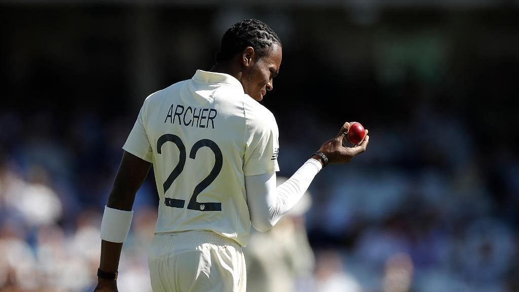 Jofra Archer Fined & Handed Official Written Warning, Says ECB