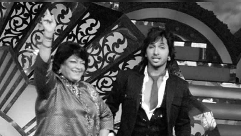 Terence Lewis recalls Saroj Khan's legacy and the time she made him touch her feet in banter.