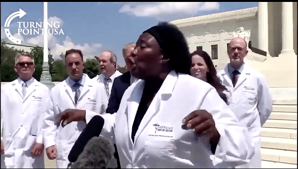 Busting False Claims In Viral Clip Of Us Docs Talking About Covid