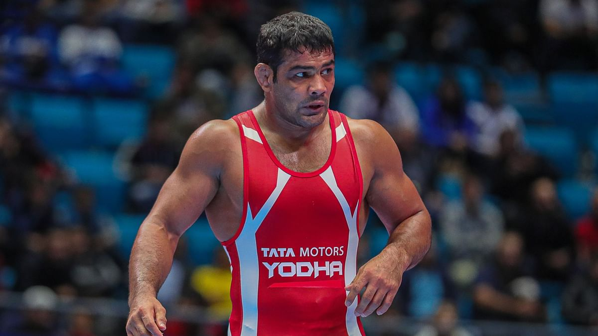 Sushil Kumar Among Wrestlers Who Resume Training at Chhatrasal