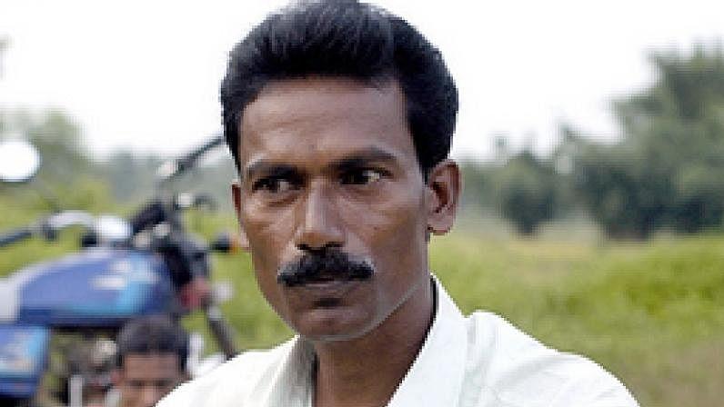 File photo of Chhatradhar Mahato.