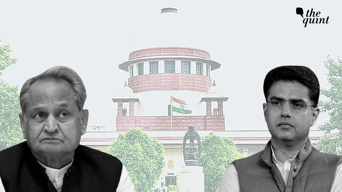 Rajasthan Speaker has filed an appeal in Supreme Court against Rajasthan HC's order on 24 July.