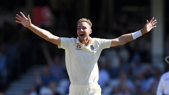 Broad Enters 'Club 500' as England Seal West Indies Tests 2-1