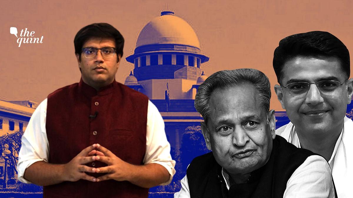 Speaker, Governor, Merger: 3 Key Legal Battles in Rajasthan Crisis