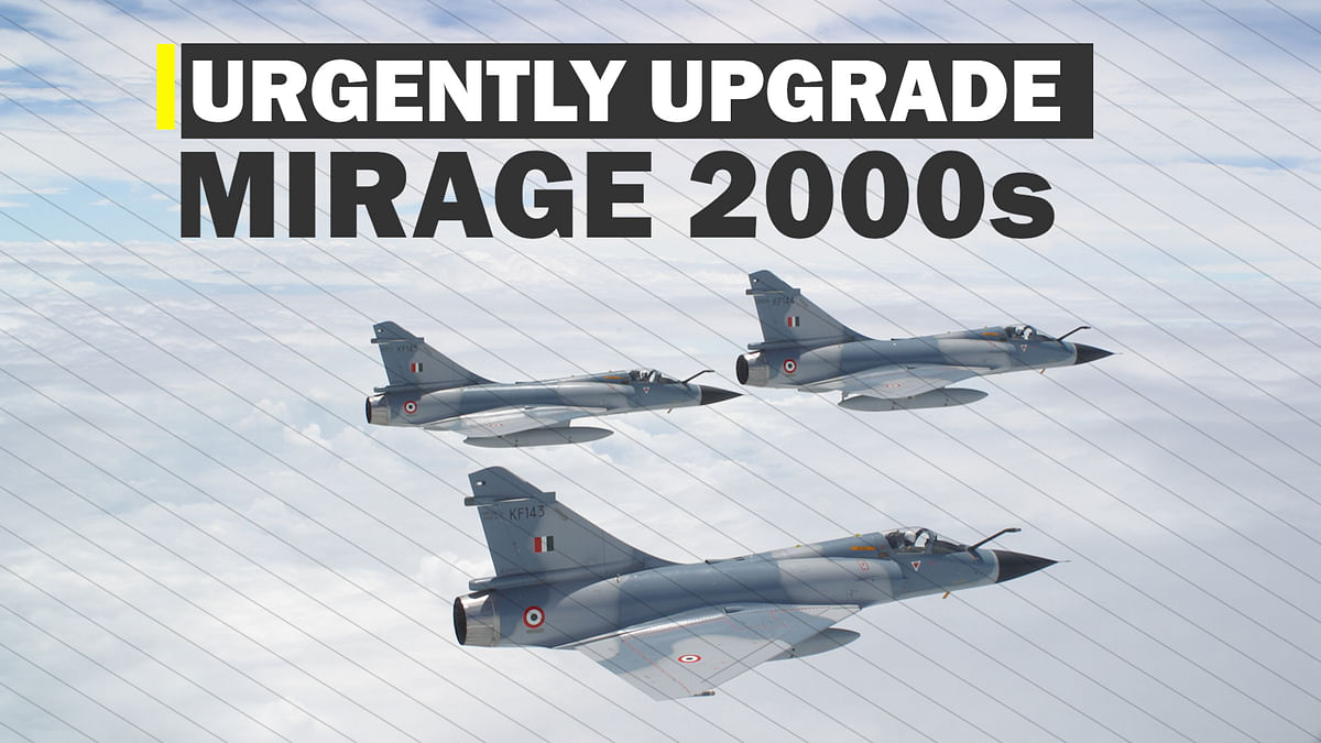 36 Rafales, Great! But To Face Pakistan & China, India Needs More