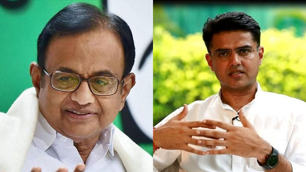 Pilot Speaks to Chidambaram Amid Political Crisis in Rajasthan