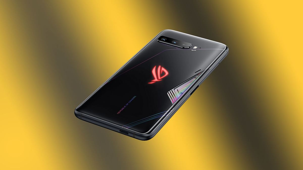 Asus ROG Phone 3 Launched in India at Starting Price of Rs 49,999