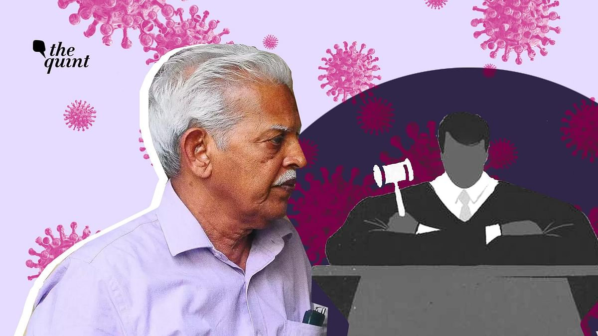 Jailed poet-activist Varavara Rao had tested positive for COVID-19 in jail.