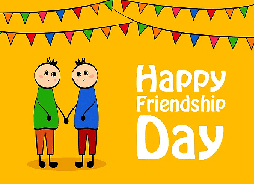 Happy Friendship Day 2020 Photo
