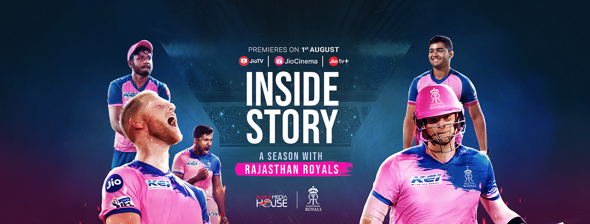 8 Things We Learned About Rajasthan Royals From 'Inside Story'