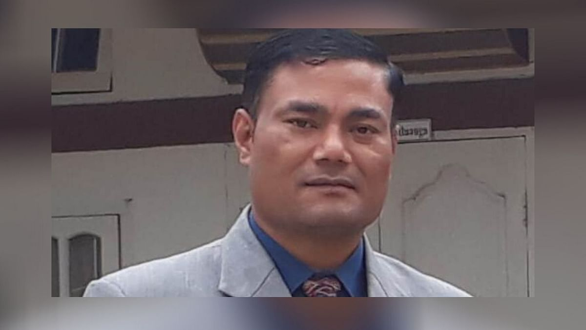 Mizoram's  Israel Lalremtluanga has found great a way to help people amid the pandemic.