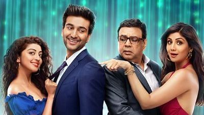 The poster of 'Hungama 2'.