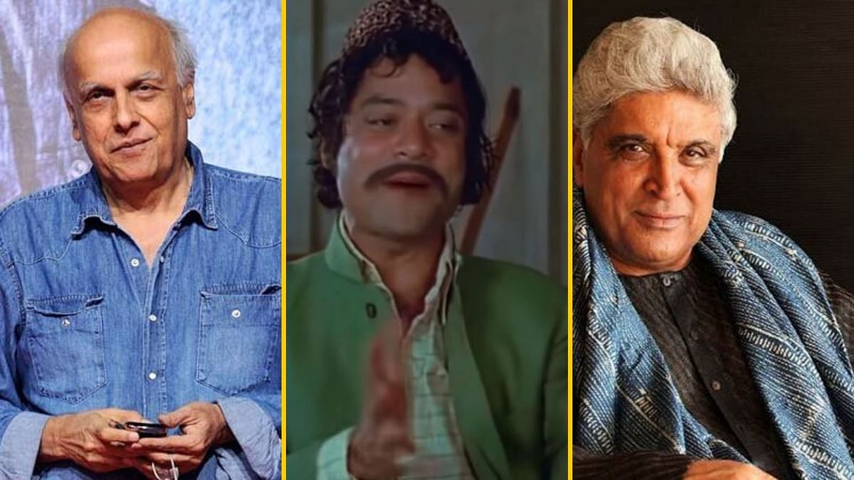 Mahesh Bhatt, Javed Akhtar remember Jagdeep.
