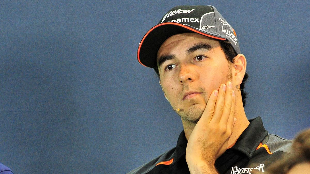 F1 team Racing Point's driver Sergio Perez has tested positive for coronavirus.