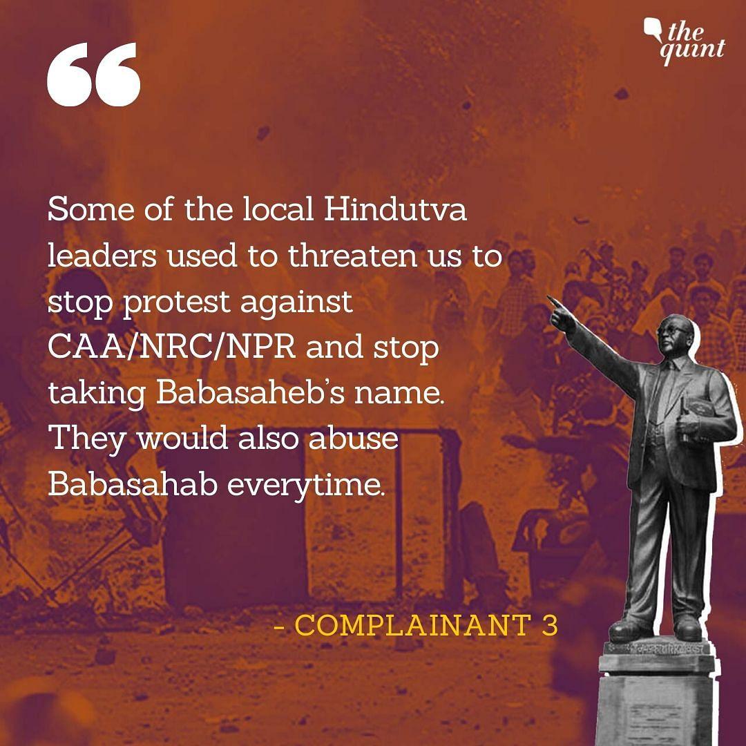 'Bhimti Hai Kya? Kaat Daalo': The Anti-Dalit Side of Delhi Riots