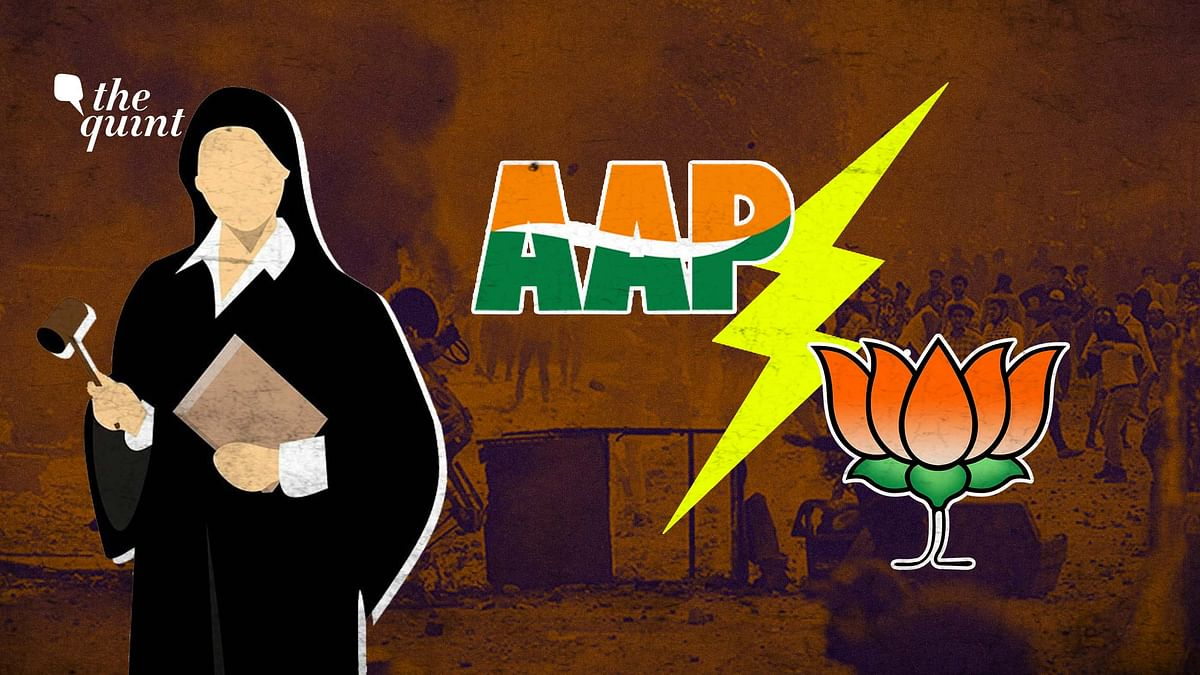 Why are AAP & BJP at War Over  Lawyers for NE Delhi Riots Cases?