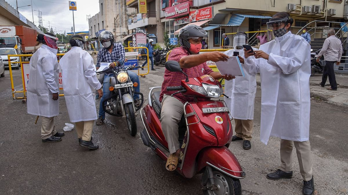 Except Containment Zones, No Lockdown in Bengaluru from Wednesday