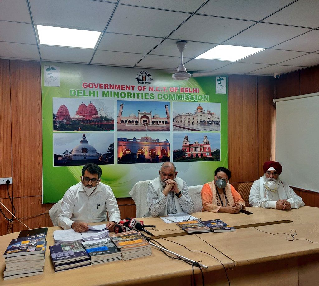 Delhi Minorities Commission released its fact finding report on Delhi Riots on 16 July