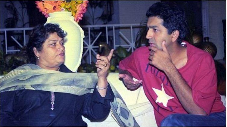 Kunal Kohli recalls the times he worked with Saroj Khan aka 'Masterji'.