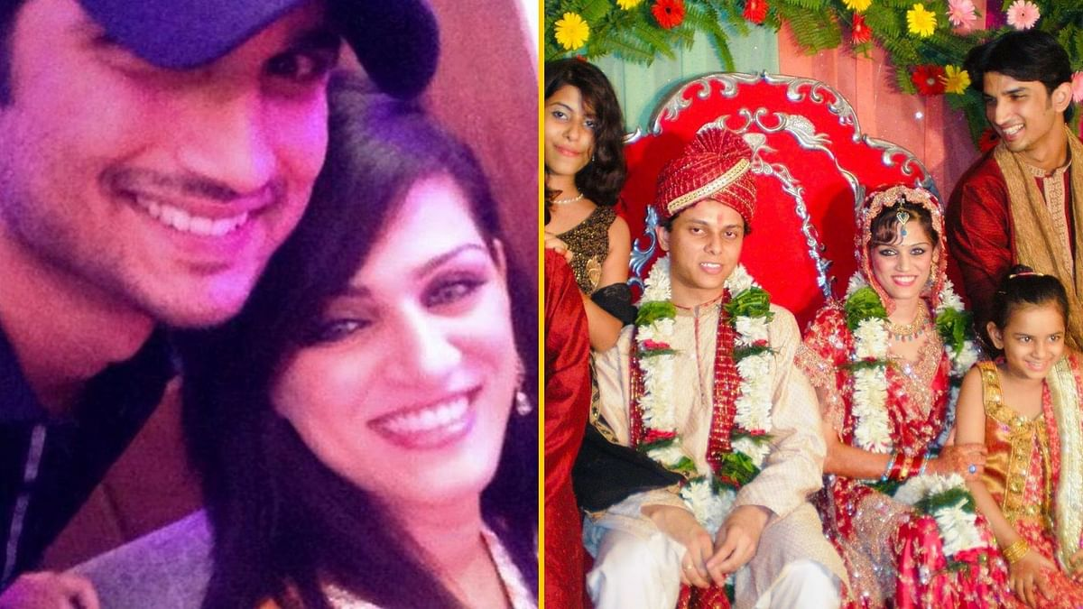 Wish This Was a Nightmare: Sushant's Sister Recalls Fond Memories