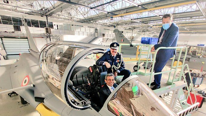 Air Commodore Hilal Rather From Kashmir Oversaw Rafale Journey
