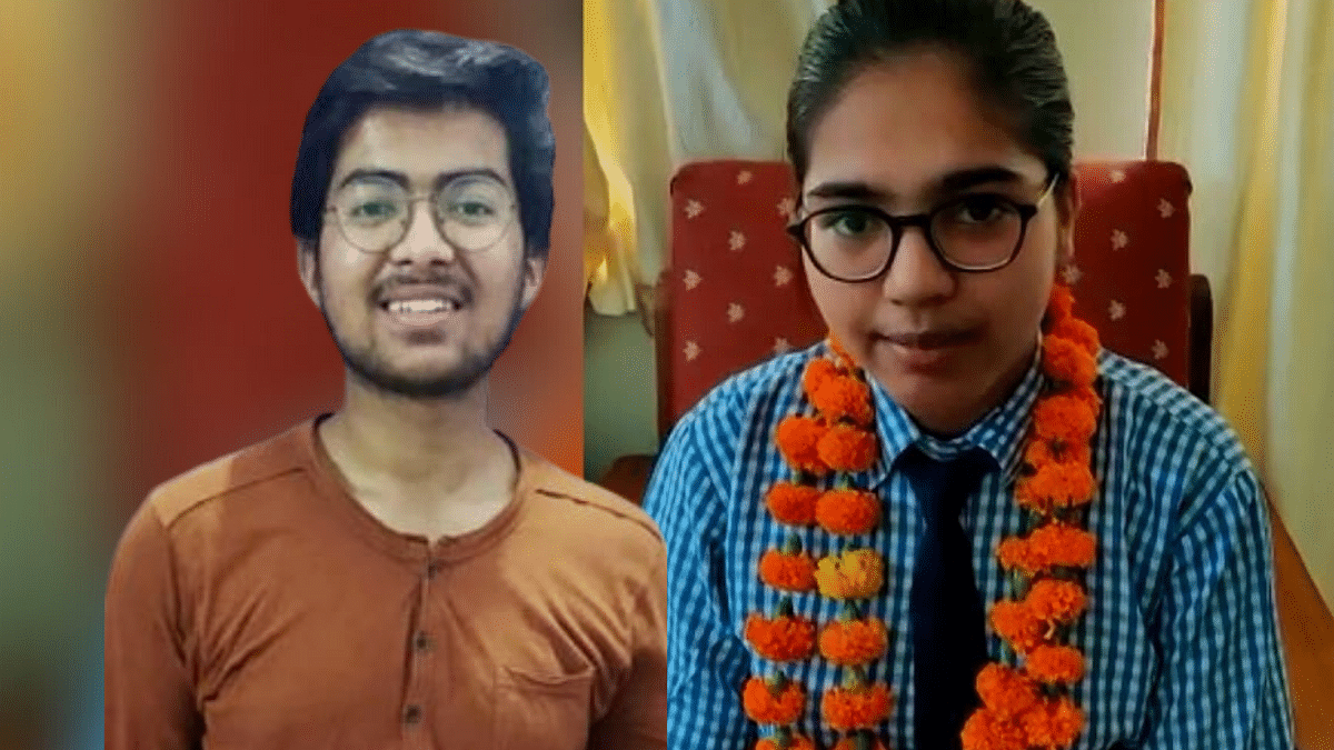 These Two CBSE Class 12 Students Scored 100/100 in All Subjects