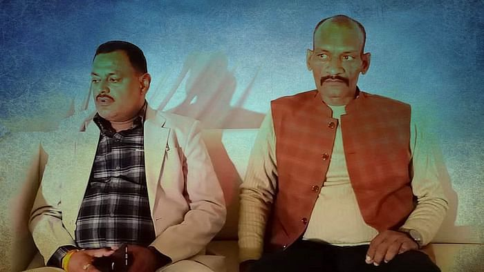 Anti-Terrorism Squad (ATS) Juhu Unit, Mumbai arrested accomplice of gangster Vikas Dubey and one of the accused of the Kanpur shoot-out Arvind alias Guddan Ramvilas Trivedi (right).