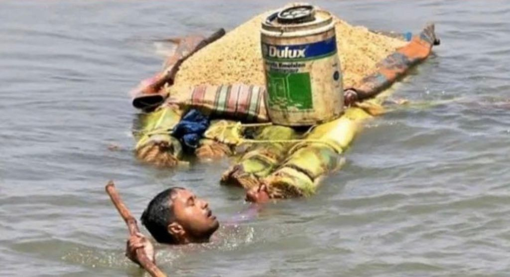 Priyanka Gandhi Tweets Old Images as Recent Floods in Assam, Bihar