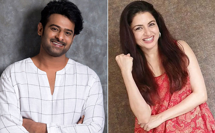 He's a Team Player: Bhagyashree on Working With Prabhas