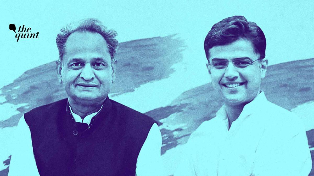 'Full Stop,' Says Pilot as Gehlot Wins Trust Vote in Rajasthan