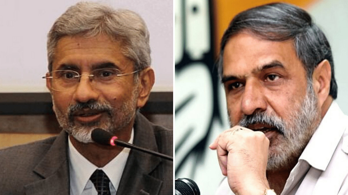 Congress, EAM Jaishankar Trade Barbs Over Foreign Policy Approach