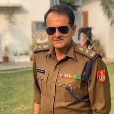 Bhisham Singh, Delhi Police