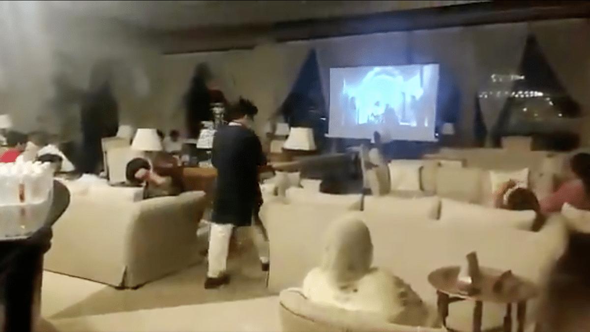 Camp Gehlot MLAs Unwind With Yoga, Films in Weekend at Raj Resort