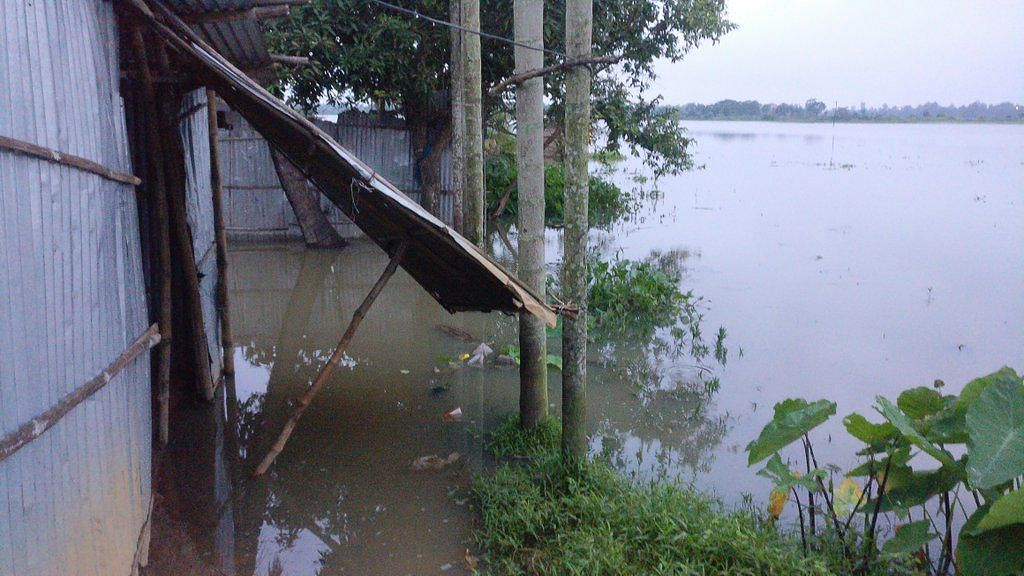 175 Villages Affected in Floods; Amit Shah Talks to Meghalaya CM