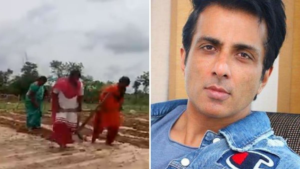 Family Who Got Tractor From Sonu Sood Harassed, Blames Media
