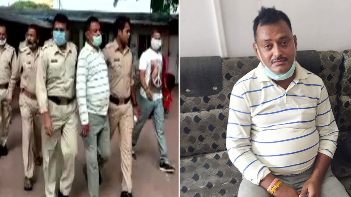 UP gangster Vikas Dubey is the prime accused in the encounter and ambush in Kanpur that left 8 cops dead last week.
