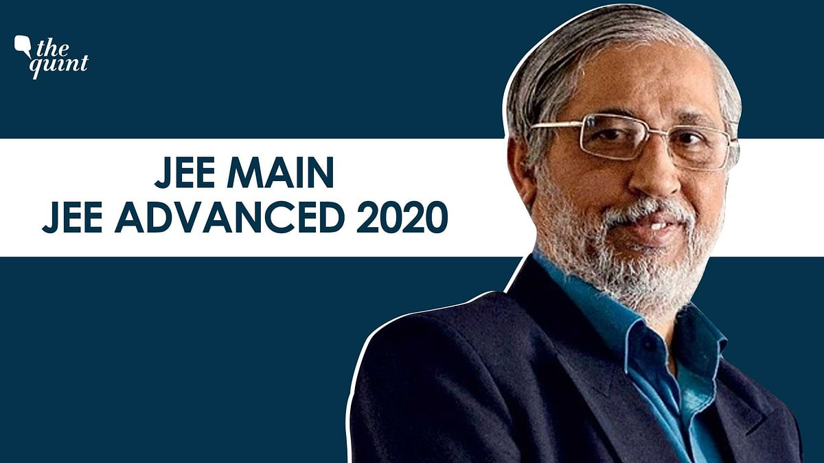 JEE Main, Advanced 2020: AICTE Chairman on Results, IIT Admissions