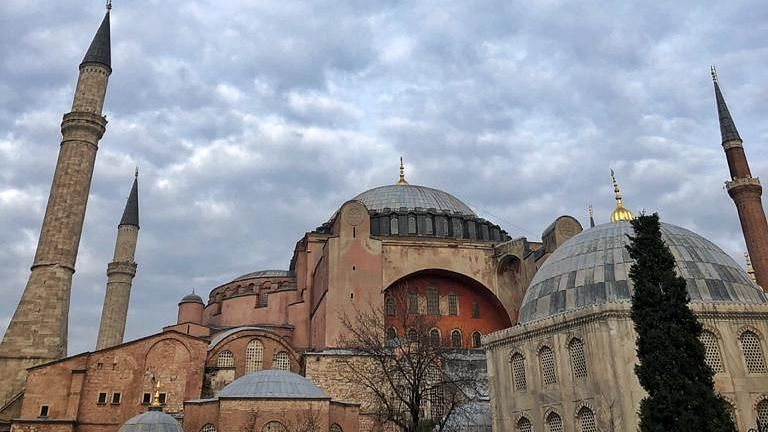 Hagia Sophia: Turkey's Iconic Monument, Caught in Faith & Conflict