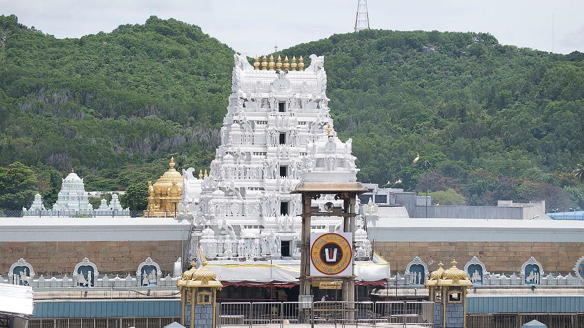 Row Over Tirupati Temple Staying Open as 140 Test COVID Positive